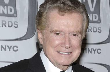 Regis Philbin, 9th Annual TV Land Awards, Red Carpet, Smile, 2011