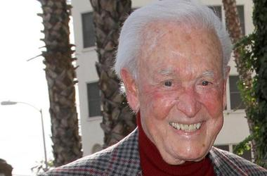 Bob Barker, Red Carpet, Suit, Smile