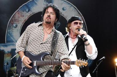 Toto, Steve Lukather, Joseph Williams