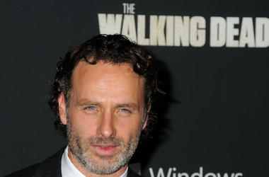 Andrew Lincoln, The Walking Dead, Red Carpet