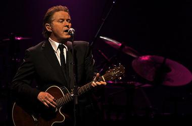 Don Henley, Singing, Guitar