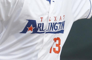 UTA, University of Texas at Arlington, Jersey, Pitcher, Uniform
