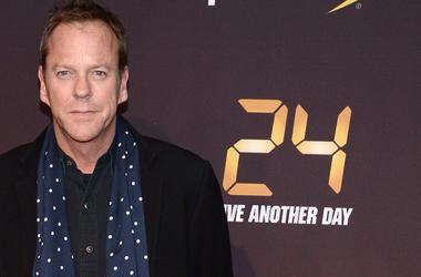 Kiefer Sutherland, Jack Bauer, Red Carpet, 24