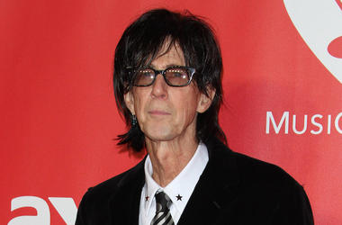 Ric Ocasek, MusiCares Person Of The Year, Red Carpet, 2015