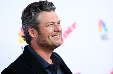 Blake Shelton, Red Carpet, The Voice, Season 8, 2015