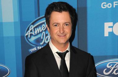 Brian Dunkleman, American Idol, Finale, Red Carpet, 2016