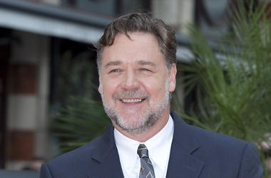 Russell Crowe, UK Premiere, The Nice Guys, Red Carpet, London, 2016
