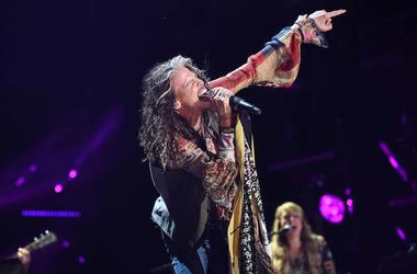 Steven Tyler, Aerosmith, Live, CMA Music Festival, 2016