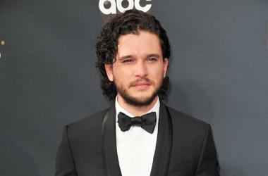 Kit Harington, Red Carpet, 68th Annual Primetime Emmy Awards, Tuxedo, Smile, 2016