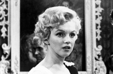 Marilyn Monroe, Black and White