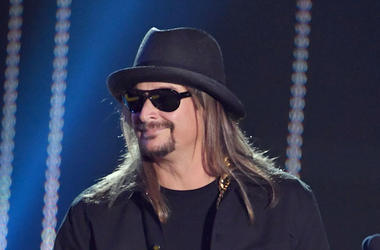 Kid Rock, Hat, Sunglasses, CMT Music Awards, Presenting, 2017