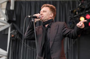 John Waite, Concert, Singing