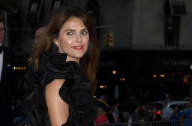 Keri Russell, Smile, Red Carpet