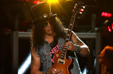 Slash, Guitar, Guns N Roses, Concert