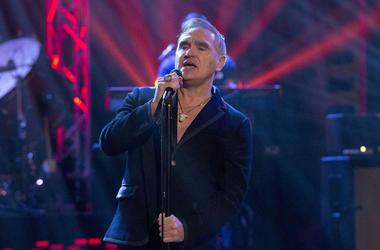 Morrissey, Concert, Singing, 2017