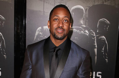 Jaleel White, Red Carpet, The 15:17 To Paris, Premiere, Suit, 2018