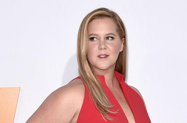 Amy Schumer, Dress, Red Carpet