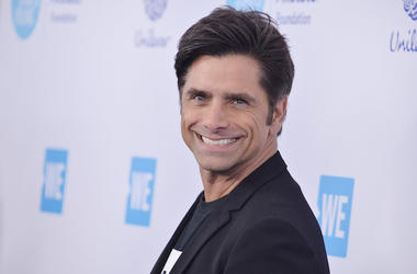 John Stamos, Red Carpet, WE Day California, Smile, 2018