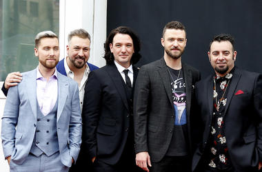 Justin Timberlake, Lance Bass, JC Chasez, Joey Fatone, Chris Kirkpatrick, NSYNC, Suits