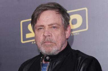 Mark Hamill, Red Carpet, Solo, Premiere, Leather Jacket, Star Wars, 2018