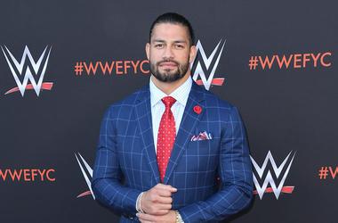 Roman Reigns, Red Carpet, Suit, WWE