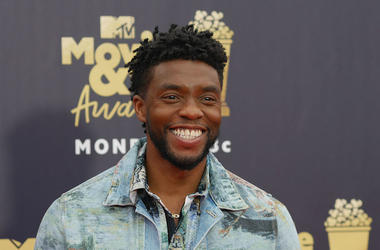 Chadwick Boseman, Red Carpet, Smile