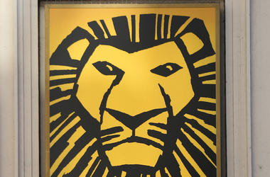The Lion King, Poster, Musical, The Lyceum Theatre, 2018