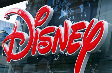 Disney, Logo, Sign, Store, London, 2011