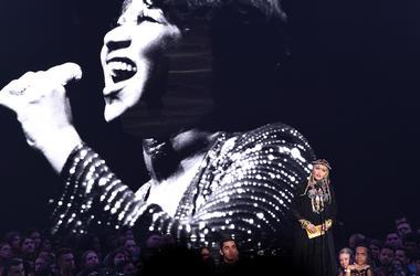 Madonna, Aretha Franklin, Video Music Awards, 2018