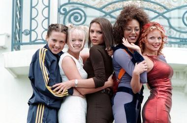 Spice Girls, Posing, Retro, Martinez Hotel, Cannes, 1997