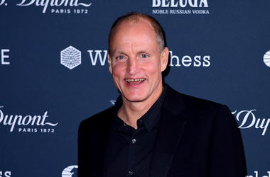 Woody Harrelson, The FIDE World Chess Championship, Red Carpet, Smile, 2018