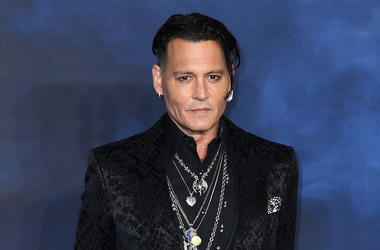 Johnny Depp, Fantastic Beasts, Premiere, 2018
