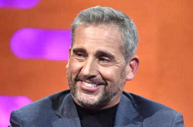 Steve Carell, Graham Norton Show, 2018