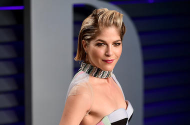 Selma Blair, Red Carpet, 91st Academy Awards, Vanity Fair Oscar Party, 2019