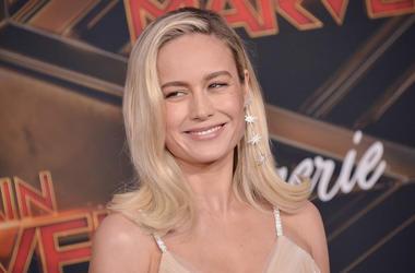 Brie Larson, Red Carpet, Captain Marvel, Los Angeles Premiere, El Capitan Theater, 2019