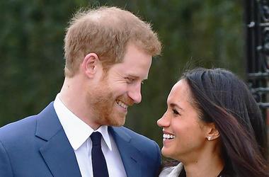 Prince Harry, Meghan Markle, Engagement Announcement, Kensington Palace, Smile, 2017