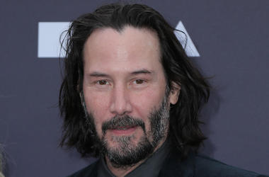 Keanu Reeves, Red Carpet, MOCA Benefit, Flowing Locks, 2019