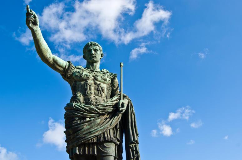 Julius Caesar,Caesar,3D,Rendering,Head,Bust,Real,Model,Abnormal,Freaky,Twitter,Picture,100.3 Jack FM
