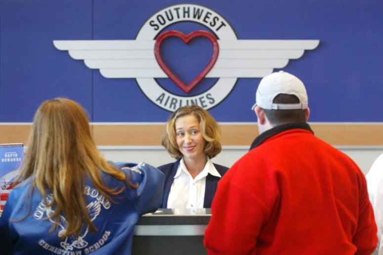 Southwest Airlines Flight Attendant