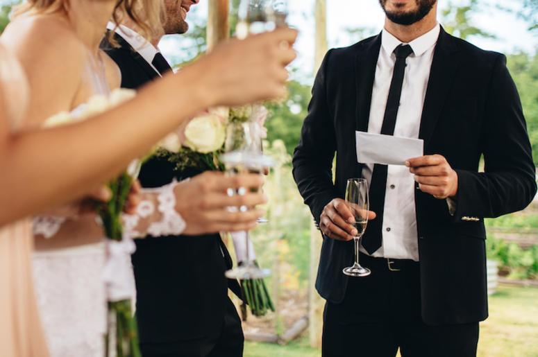 Best Man Speech, Wedding, Wedding Party, Fancy, Drinks, Pavillion