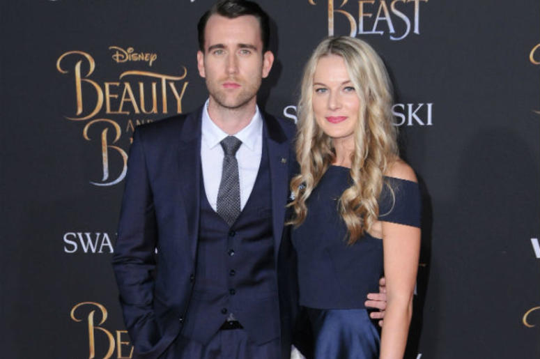 Matthew Lewis & Angela Jones