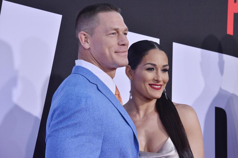 John Cena & Nikki Bella Are Back Together