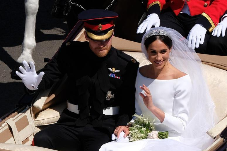 Not invited to Royal Wedding
