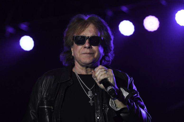 Eddie Money, Concert, Sunglasses, Microphone
