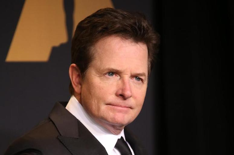 Michael J Fox, Red Carpet, Suit