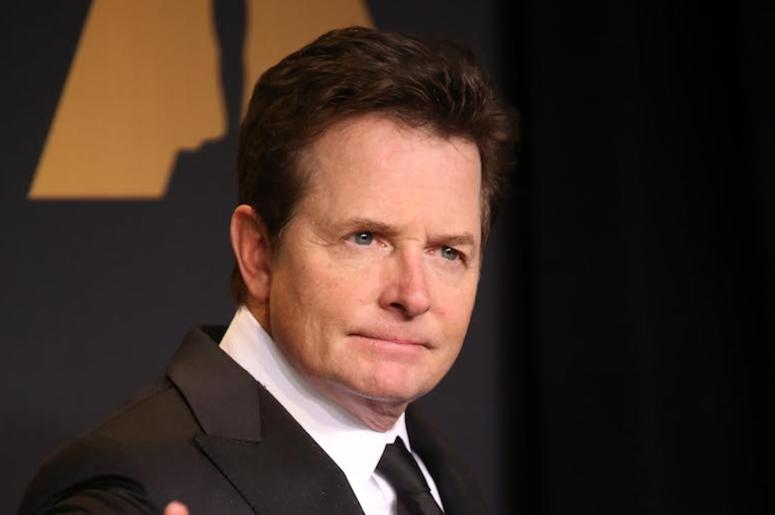 Michael J. Fox, 89th Academy Awards, Red Carpet, 2017