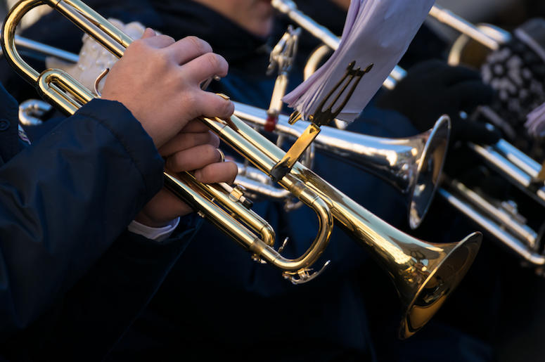 Marching Band, Trumpets