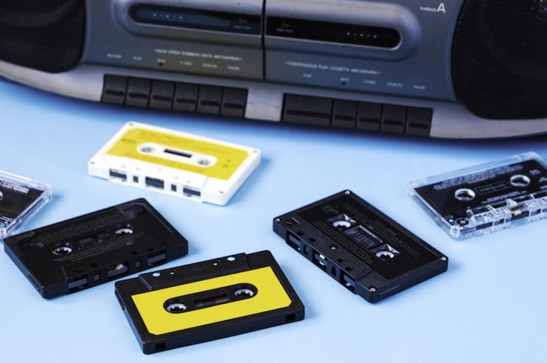 Casettes, Tapes, Stereo