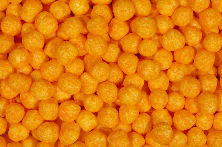 Cheese Balls, Puff, Snack