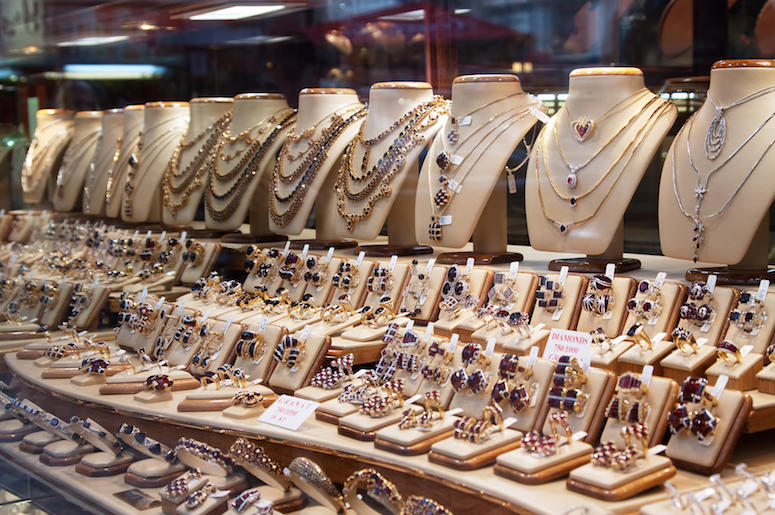 Jewelry, Jewelry Store, Necklaces, Rings, Bracelets